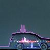 山西山东3D全息投影新诠释汽车发布会创意车体秀