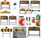 太阳能线性诱导标道路交通安全标志牌交通设施批发