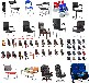 鄂尔多斯批发各种办公家具办公椅折叠椅子供应
