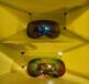 鄂尔多斯批发专业滑雪护目镜男女双层防雾大球面滑雪防风眼镜