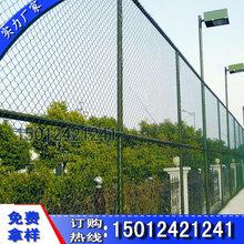 热镀锌学校球场防护栏珠海热镀锌围栏江门低碳钢丝护栏