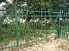 工業區熱鍍鋅柵欄生活區鋅鋼圍欄廠家鐵藝護欄