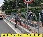 公路边港式防护栏杆广州港式隔离栏深圳市政护栏