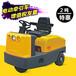濟南叉車西林座駕式電動牽引車QDD20E2噸電動牽引叉車搬運車