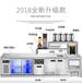 深圳餐飲設備廚房設備漢堡設備奶茶不銹鋼水吧操作臺