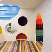 集合儿童空间设计浅析幼儿园色彩设计