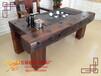 装修买家具,到五星老船木家具,专卖明清古典家具茶桌办公桌沙发等
