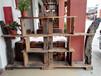 市场在变,服务不变,五星船木家具茶桌视听柜盆景架神台