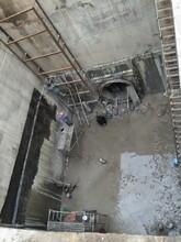 供应西安电缆沟渗漏水防水堵漏维修施工找鸿飞专业西安地下工程堵漏公司图片