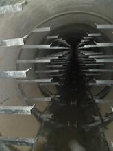 电缆沟渗漏水防水堵漏修缮方案电缆沟堵漏施工找鸿飞西安专业电缆沟隧道堵漏公司图片