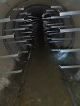 西安地下管廊漏水堵漏防水修缮找鸿飞防水堵漏公司西安地下堵漏专家图片
