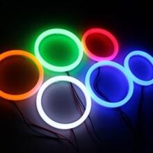 供应棉光天使眼汽车灯LED光源通用型系列产品外形超酷超亮质保两年厂家直销图片