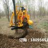 三普挖树机
