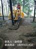 挖树机出租