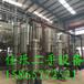 出售二手9成新1噸雙效濃縮節能蒸發器三效蒸發器二手制藥設備