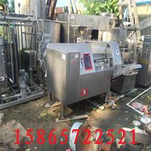 二手乳品厂设备回收二手牛奶厂整套生产线图片