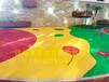 宿州室外13m'm彩色塑胶地坪铺设