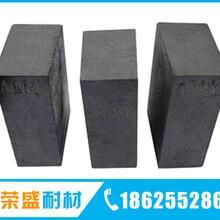 钢包渣线用镁碳砖,抗渣能力强,含碳耐火材料,耐火材料厂家图片