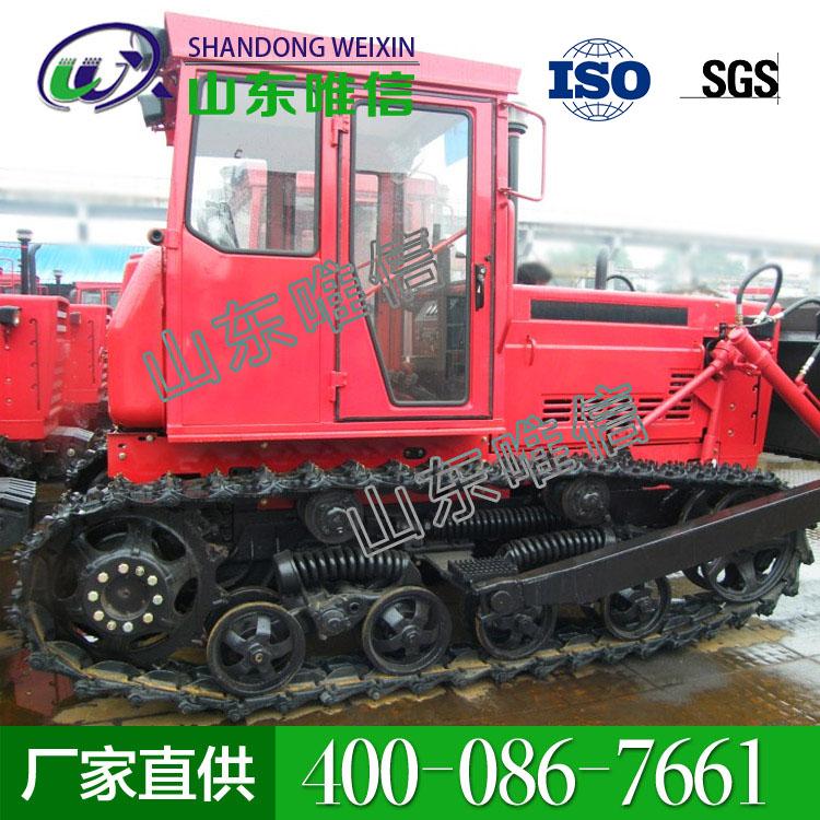 履带式拖拉机履带式拖拉机性能厂家农业机械