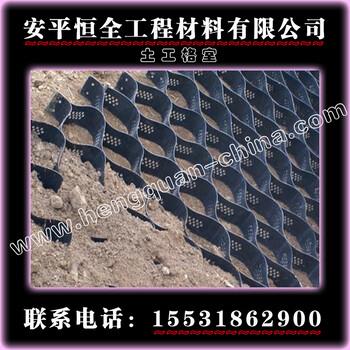 护坡防护固土格网植草绿化加固蜂巢格栅蜂巢框格网栅边坡