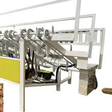 洪林木工多片锯厂家专业生产断料锯木工手动断料锯