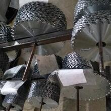 多片锯厂家供应定制直径800多片锯锯片图片