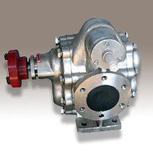 天津泰盛的KCB不锈钢齿轮泵连续运转时间长