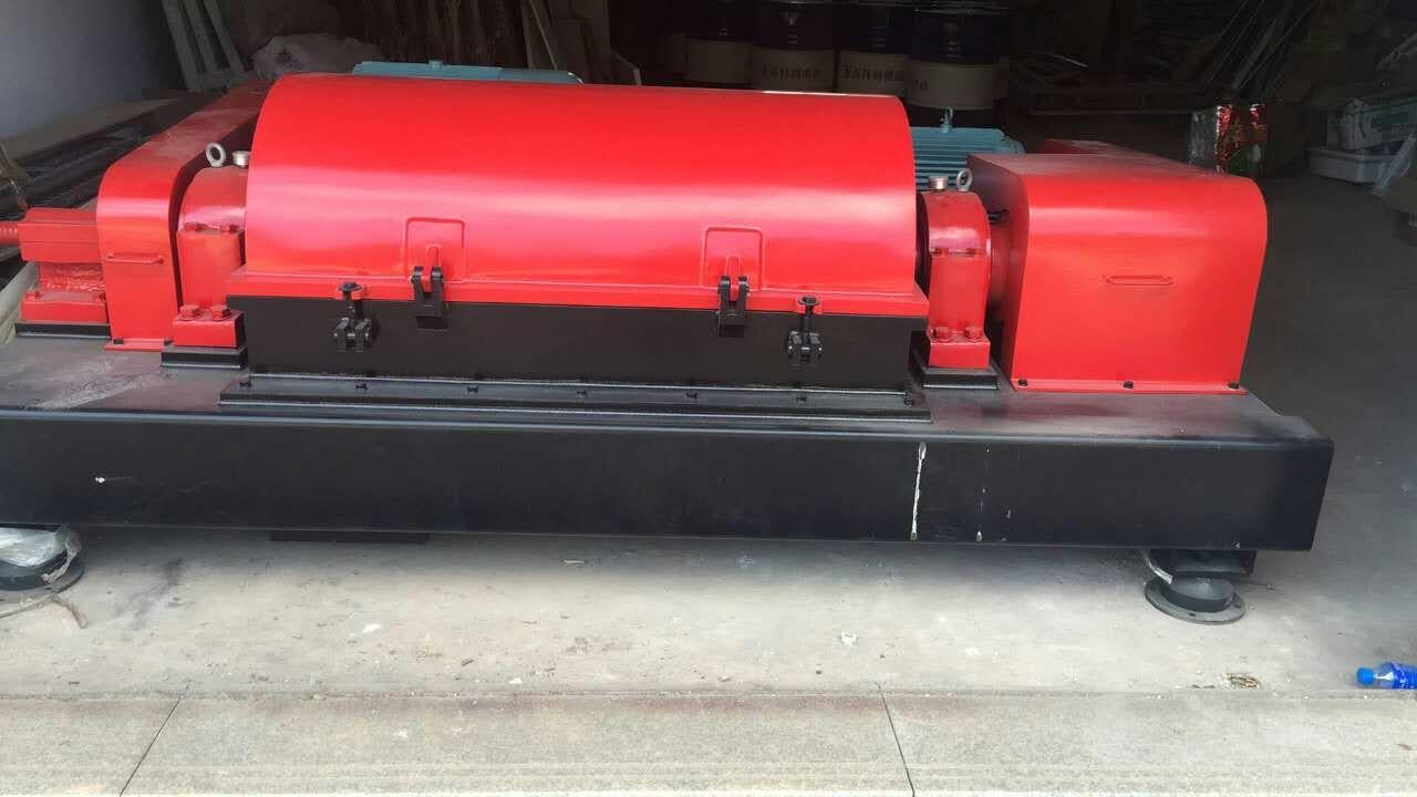 lw530型卧式螺旋沉降卸料离心机