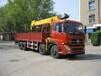 DFL5311JSQA10型随车起重运输车-东风商用车四轴配置、参数、报价-随车起重运输车