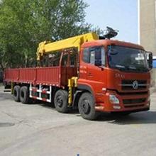 DFL5311JSQA10随车起重运输车-东风四轴随车起重运输车-东风专用车-随车吊