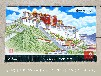 布达拉宫图手绘艺术挂毯会议室宾馆室内客厅装饰品民族特色壁毯图