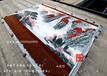 满江红艺术馆订制国画旭日东升大型装饰壁毯画吸音材质客厅办公室手绘艺术挂毯乔迁礼品
