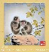家居客厅书房餐厅装饰画壁毯地毯手绘艺术挂毯美猴图生日庆典礼品