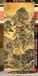 仿古画挂毯复式错层中式装修设计无框画室内传统大型商务礼品