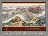 万里长城中国山水画精品欣赏图案意境山水画挂画纯手绘挂毯