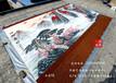订制民族风格室内客厅装饰画旭日东升图手绘艺术挂毯工笔画大型国画中式家居装饰壁挂毯