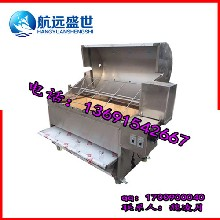 全自动翻转烤全羊机全自动烤全羊机器内蒙自动烤全羊炉不锈钢烤全羊炉子