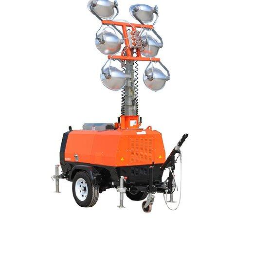 江西拖车式照明车供应,球形灯照明车供应商