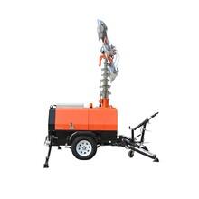 路得威拖车式照明车价格,青海RWZM照明车维护图片