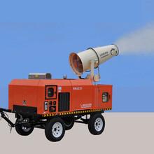 阿壩噴霧降塵機怎么樣,水炮機廠家圖片