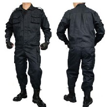 物业保安制服套装多功能