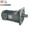 涂装生产线配用齿轮减速电机GV100W立式28轴宇鑫减速机电机