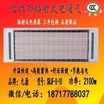 九源电热幕商用壁挂式电暖气高大空间采暖设备SRJF-X-10图片