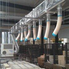 漳州厂房大风量冷气机SAC-140(制冷量14000W)外贸出口图片