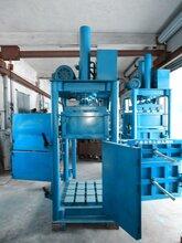 供应湖南邵阳30吨立式废纸回收压缩打包机
