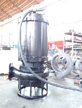 吴中厂家直销抽砂清淤工程专用渣浆泵规格齐全质优价廉图片