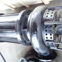 低价批发自动搅拌水库排泥泵抽泥泵图片