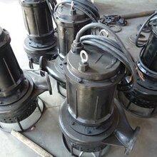 阜宁自动搅拌清淤泵大口径高扬程清沙泵泥沙泵图片