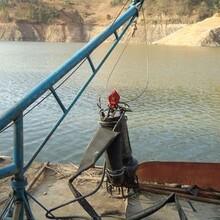甘肃大流量潜水排污泵耐磨污水泥沙泵图片