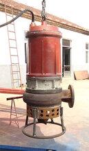 厂家直销高浓度钢渣泵、金刚沙泵、石英砂泵、水底清淤泵、水底吸沙泵图片